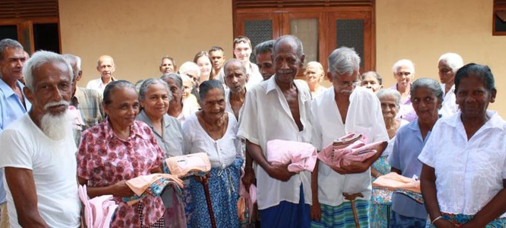 Senehasa Senior Home opvang voor ouderen