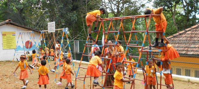 Onderwijs voor 360 kinderen