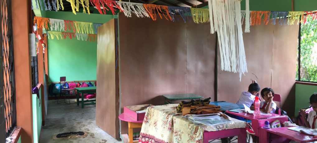 Bembada primary school in Yatalamata, onze nieuwe adoptieschool!