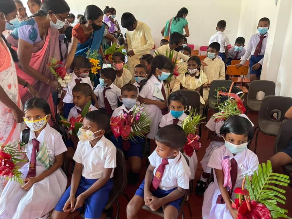 Nieuwbouw Bembada primary school geopend